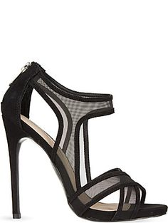 KG KURT GEIGER Haze heeled sandals