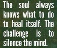 Mindfulness meditation improves your health by teaching you to be present and to let go of thoughts. How mindfulness (defined) and health are related. Mindfulness definition and stress. Great Quotes, Quotes To Live By, Inspirational Quotes, Motivational Quotes, Awesome Quotes, The Words, Your Soul, Quotable Quotes, Words Quotes