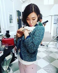 Mommy Hwang  Good Day to everyone  Tiffany you are my Once in a lifetime ✨ - - #tiffany #tiffanyhwang #hwangmiyoung #stephaniehwang #eyesmilequeen #pinkqueen #brighterthangems #diamond #taeny #girlsgeneration #gg #snsd #sone #soshi #sonyushidae #sones #locksmith #toujoursbelle #dreamer #beautiful #801 #puppy
