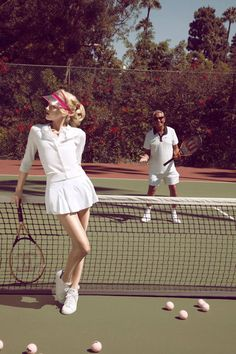 In honor of the US Open, chic tennis inspired fashion pieces to shop now.