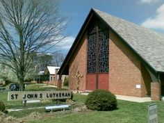 St. John's Lutheran Church-   Winston- Salem, NC