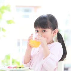 子どものジュースはいつから? 果汁100%でも肥満やむし歯の原因に #健康 #ジュース #ママタス #子育て