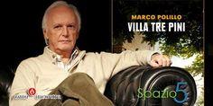 Serata in giallo: Marco Polillo con Ippolito a Spazio5