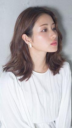11 asian girls with natural beauty 1 « The Beauty Products Japanese Beauty, Asian Beauty, Natural Beauty, Hair Inspo, Hair Inspiration, Medium Hair Styles, Short Hair Styles, Beauty Skin, Hair Beauty