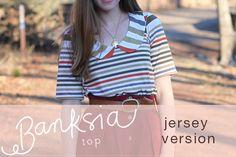 Banksia Sewalong: jersey version