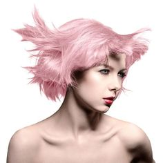 Style Creamtones Semi Permanent Hair Dye Colour Fleurs Du Mal Petal Pink Volume 118ml Ingredients Vegan Friendly Paraben Ammonia PPD Free Additional