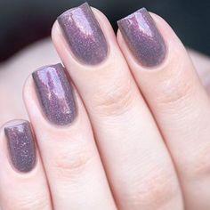 Femme Fatale nail polish | Shadow Stair (have similar)