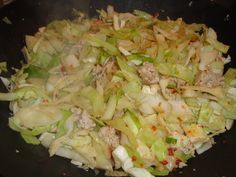 Clean Eating Chicken & Cabbage - Clean Eating Recipes