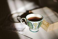 Sincerely, Kinsey: Honey Lavender Tea