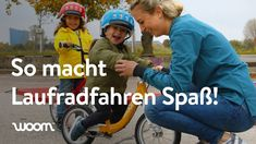 #woombikes #laufrad #kinderfahrrad #radfahren Training, Baseball Cards, Videos, Sports, Hamster Wheel, Bicycling, Hs Sports, Work Outs, Excercise