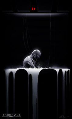 Vader - Bacta Tank, Luke Fisher on ArtStation at https://www.artstation.com/artwork/EJJeN