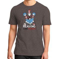 Read Across America District T-Shirt (on man)