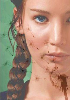 The Hunger Games' Katniss