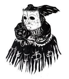 Justell Vonk Art - Dark and surreal illustrations.