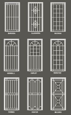security screen doors | Security Doors, Security Windows - Sydney
