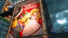 Mario can wear Peach's wedding dress in Super Mario Odyssey Nintendo Switch Games, Xbox Games, All Games, Super Mario Sunshine, Donkey Kong Country, Mario And Luigi, Mario Party, New Journey, Sandbox