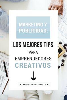 Marketing y publicidad: los mejores tips para emprendedores creativos | Etsy Tips and Tricks | Etsy Seller Tips for Beginners | #marketing #emprendimiento #handmade #mamasemprendedoras #mompreneur