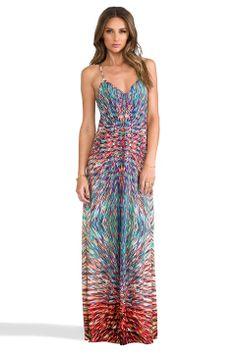 CA by vitamin A Erica Dress in Kaleidoscope Knit