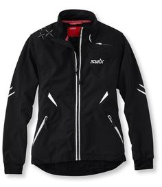 Sounds like a great jacket for cross country skiing!  Swix Womens Bergan Jacket