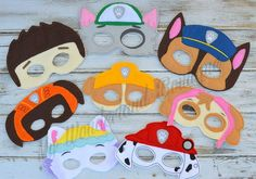 Paw patrol party pack by MyWonderlandBoutique on Etsy