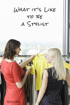In honor of New York Fashion Week, we've got exclusive info on what it's like to be a stylist.