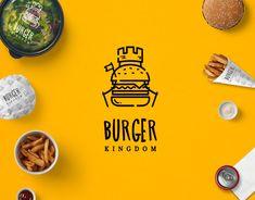 Fast Food Logos, Logo Food, Burger Branding, Shop Name Ideas, Food Poster Design, Cafe Logo, Restaurant Branding, Chernobyl, Creative Advertising