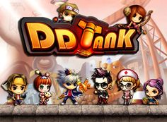 DDTank is a free-to-play, turn-based PvP shooter, based on the classic Worms game.