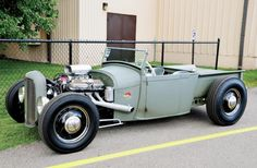 35th Street Rod Nationals - A Wicked Good Time