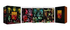 American Horror Project Vol 1 [Dual Format Blu-Ray + DVD]