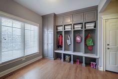 Remodeling Ideas Locker Cabinetry Glen-Ellyn Wheaton IL Illinois Sebring Services