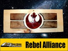 Rebel Alliance Logo - May the fourth be with you.