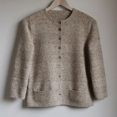 Kim Hargreaves (I think) pattern, knitted  by luminen