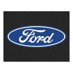 Ford All-Star Floor Mat (34x45)