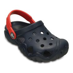 Crocs Kids Swiftwater Clog Ltd Clogs