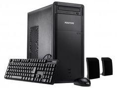 Computador Positivo Premium DRi7160 Intel Core i3 - 4GB 1TB Linux