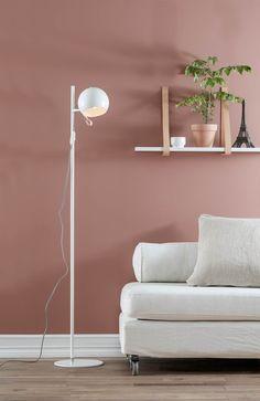 Podłogowa lampa stojąca // Markslöjd  // Halens Home