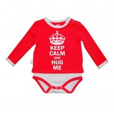 LM Rood Keep calm