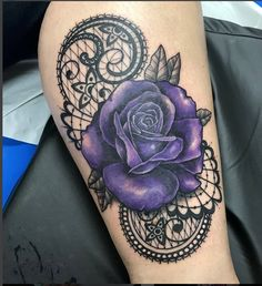 Baby Tattoos For Moms 428053139583757220 - Tattoos Source by morganebataille Lace Tattoo Design, Tattoo Designs, Baby Tattoos, Body Art Tattoos, Trendy Tattoos, Tattoos For Women, Purple Flower Tattoos, Rose Violette, Flower Tattoo Shoulder