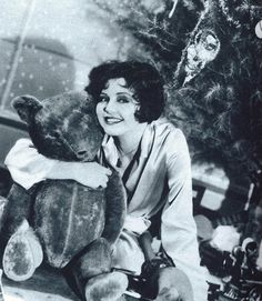 Merry Christmas from Nancy Carroll in 1928