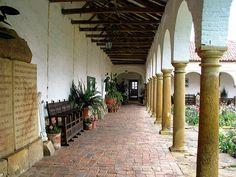 Monasterio Santo Eccehomo  Villa de Leyva Colombia