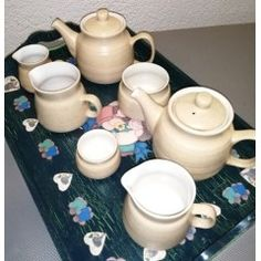 Vintage Made in Rhodesia - Willsgrove Ware Pottery Coffee and Tea Set in the Other Porcelain & Ceramics category was listed for on 8 Nov at by TomHarvey in Vereeniging Tea Sets For Sale, Porcelain Ceramics, Kinds Of Music, Survival Tips, Stoneware, Finding Yourself, Pottery, Coffee, Tableware