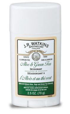 Deodorant | J.R. Watkins