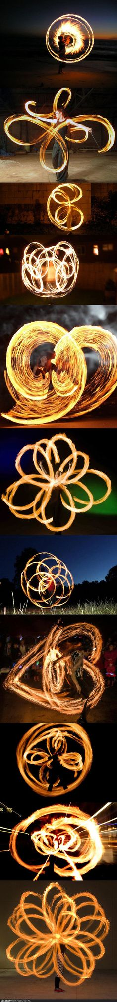 i so want to do this except maybe glow in the dark or color changing fire