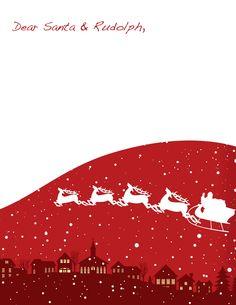 Nico Graphics: Letters to Santa