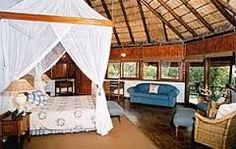 wooden game lodges - Google Search Game Lodge, Outdoor Furniture, Outdoor Decor, Lodges, Google Search, Bed, Home Decor, Cabins, Decoration Home