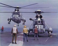 Westland Sea King HAS.50 (RAN)