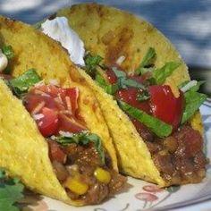 Tasty Lentil Tacos - Allrecipes.com