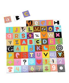Another great find on #zulily! Lingo Magnets by ZoLO #zulilyfinds