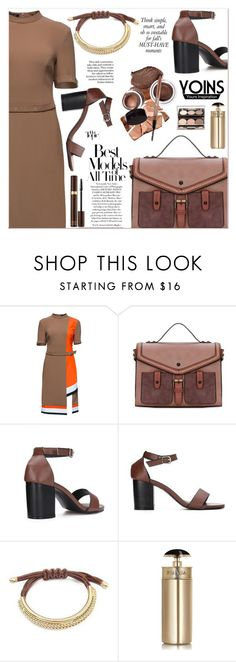 """""""X/7 Yoins"""" by lucky-1990 ❤ liked on Polyvore featuring Lattori, Prada, Nude by Nature, Tom Ford and yoins"""