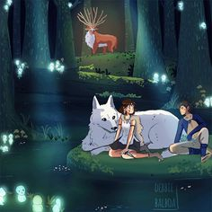 Zelda and Knitting Hayao Miyazaki, Totoro, Studio Ghibli Art, Studio Ghibli Movies, Manga Anime, Anime Art, Nausicaa, Howls Moving Castle, Animation